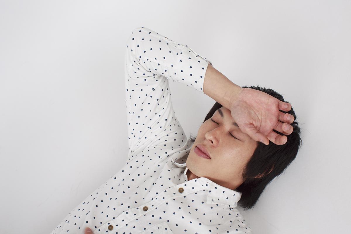 高カルシウム血症で意識を失う